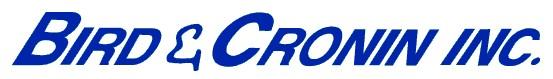 Bird Cronin Logo